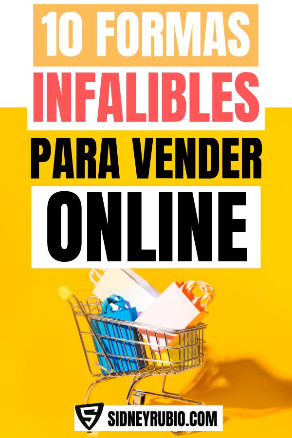 10 formas infalibles para vender tus productos online - Cómo monetizar tu blog