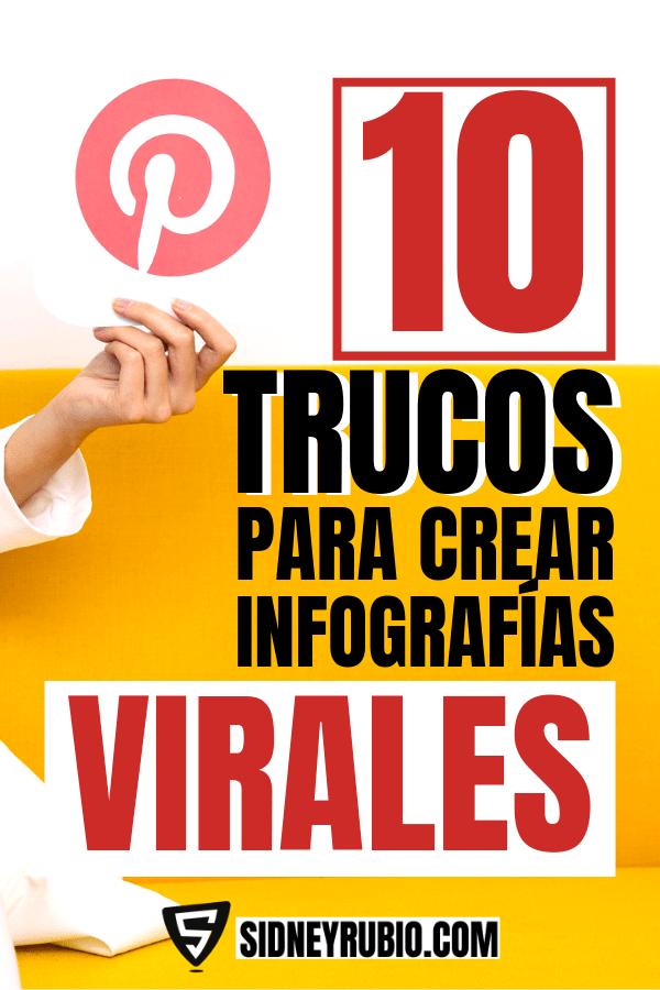 10 trucos para crear infografías virales para Pinterest - Cómo usar Pinterest