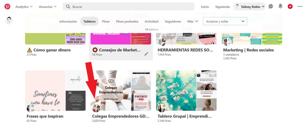 Cómo usar Pinterest para atraer visitas a tu blog
