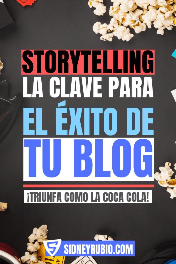 Storytelling, la clave para el ético de tu blog