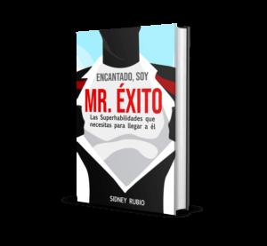 Ebook - Encantado, soy mr. éxito - Sidney Rubio